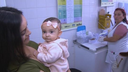 Marília confirma mais dois casos de sarampo e amplia ações de bloqueio