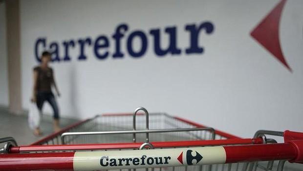 Carrefour (Foto: Bazuki Muhammad/Reuters)