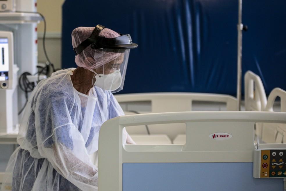Nove dos dez hospitais públicos do RN estão com 100% dos leitos para  Covid-19 lotados; estado tem 41 pacientes na fila por leito crítico   Rio  Grande do Norte   G1