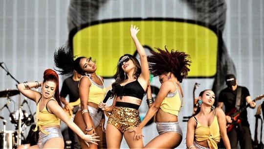 Anitta dançou no Rock in Rio Lisboa música que vai lançar com Madonna; relembre!