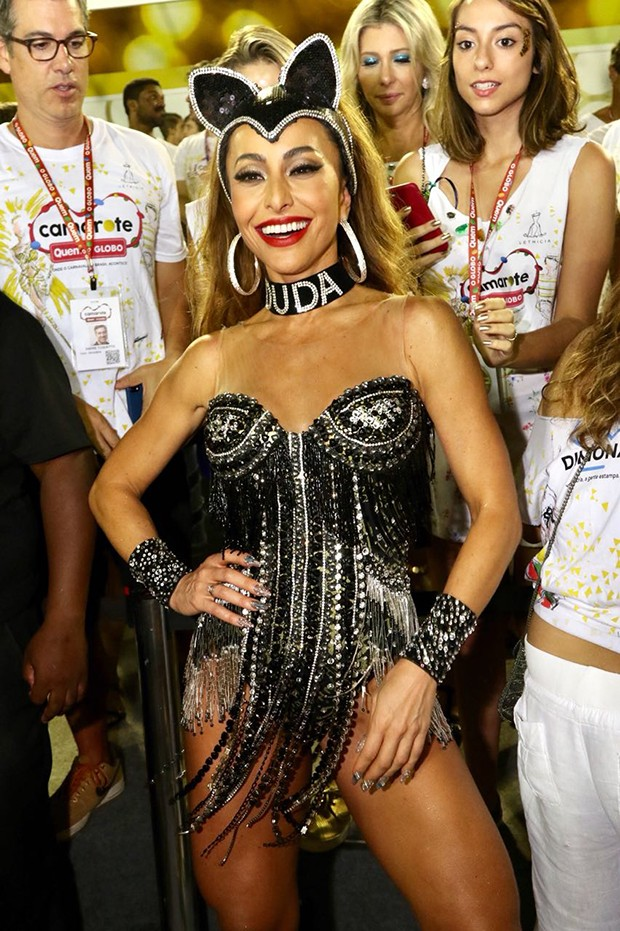 Sabrina Sato (Foto: Daniel Janssens/ Ed.Globo)