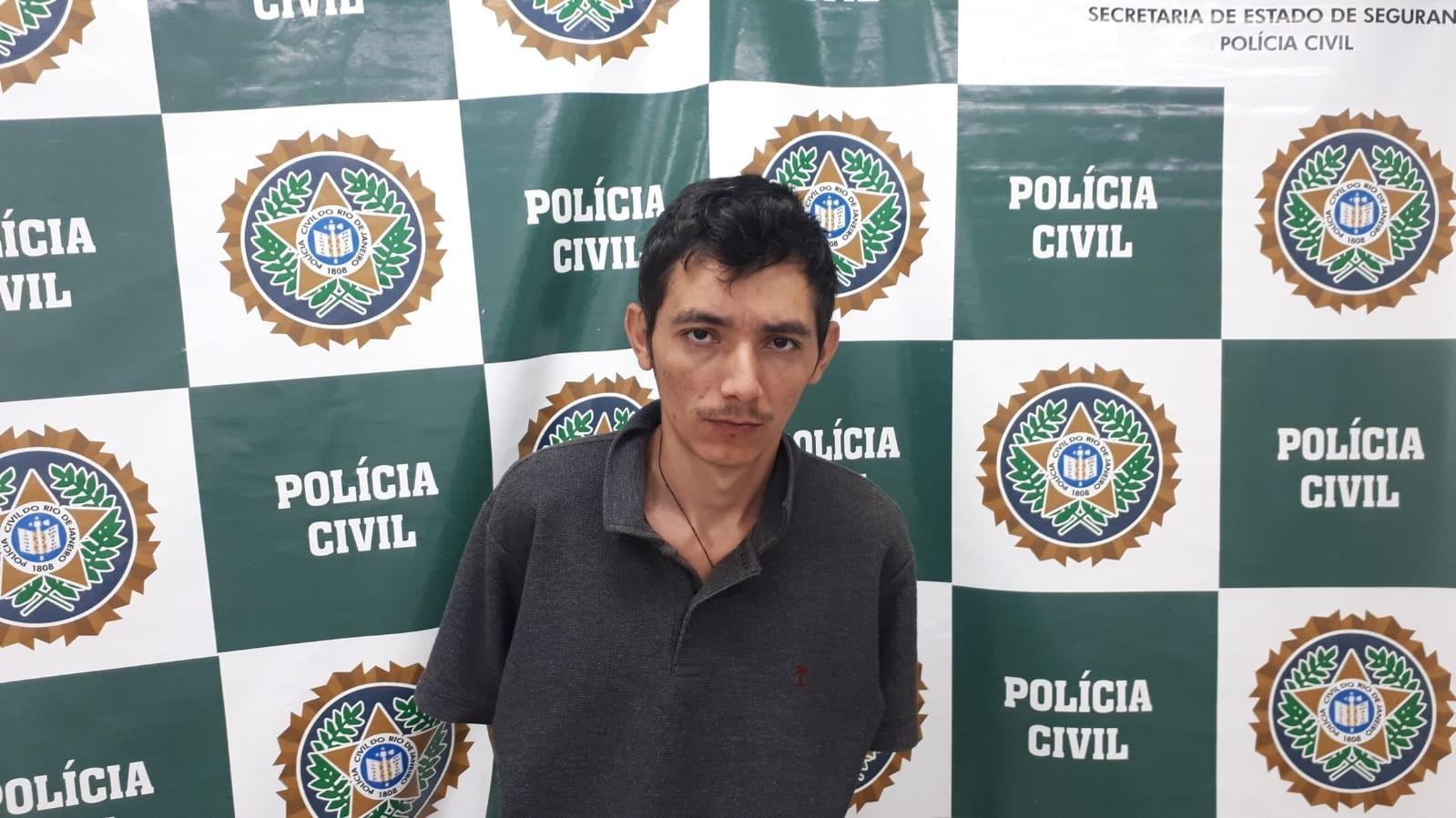 Foragido por homicídio no Ceará é preso no Morro dos Macacos, Rio