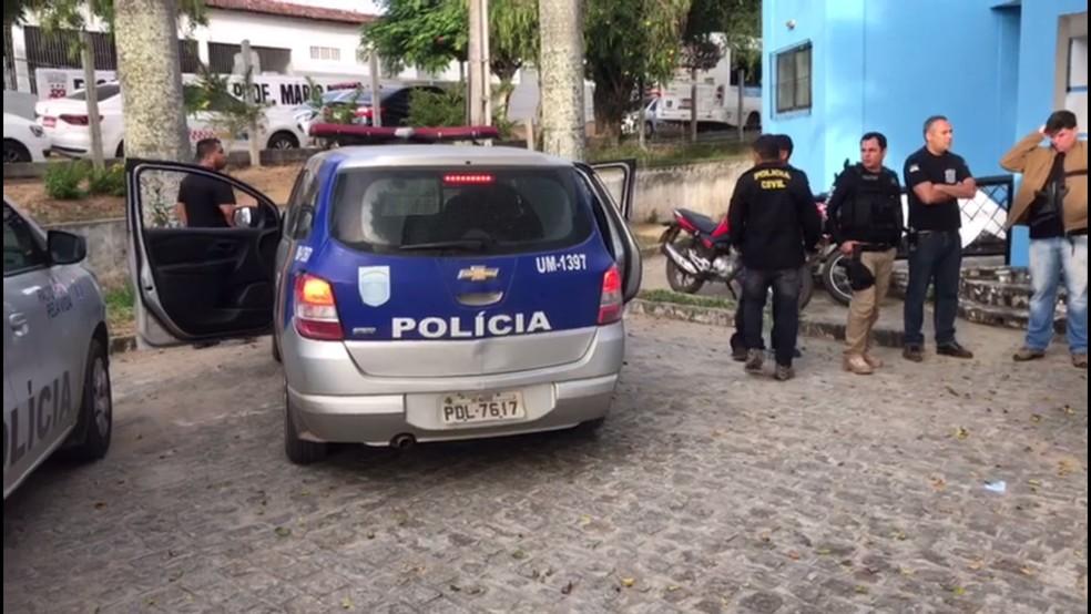 Resultado de imagem para Grande operação é deflagrada pela Polícia Civil, na manhã desta quinta