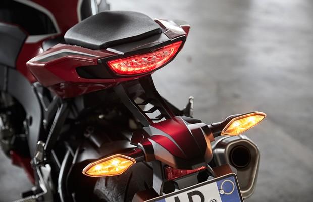 Honda CBR RR Fireblade (Foto: Divulgação)