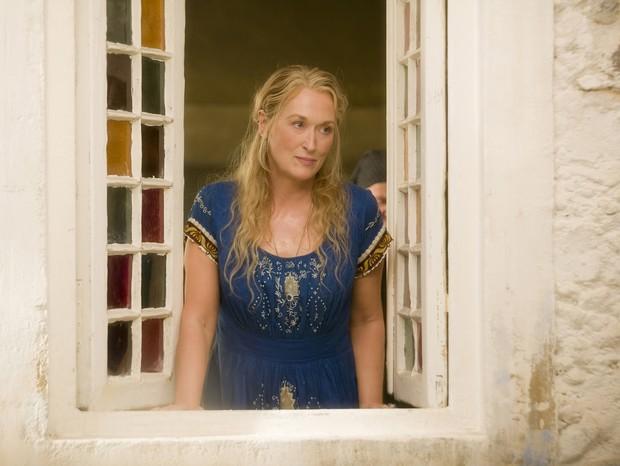 Meryl Streep como Donna em Mamma Mia  (Foto: reprodução/instagram)