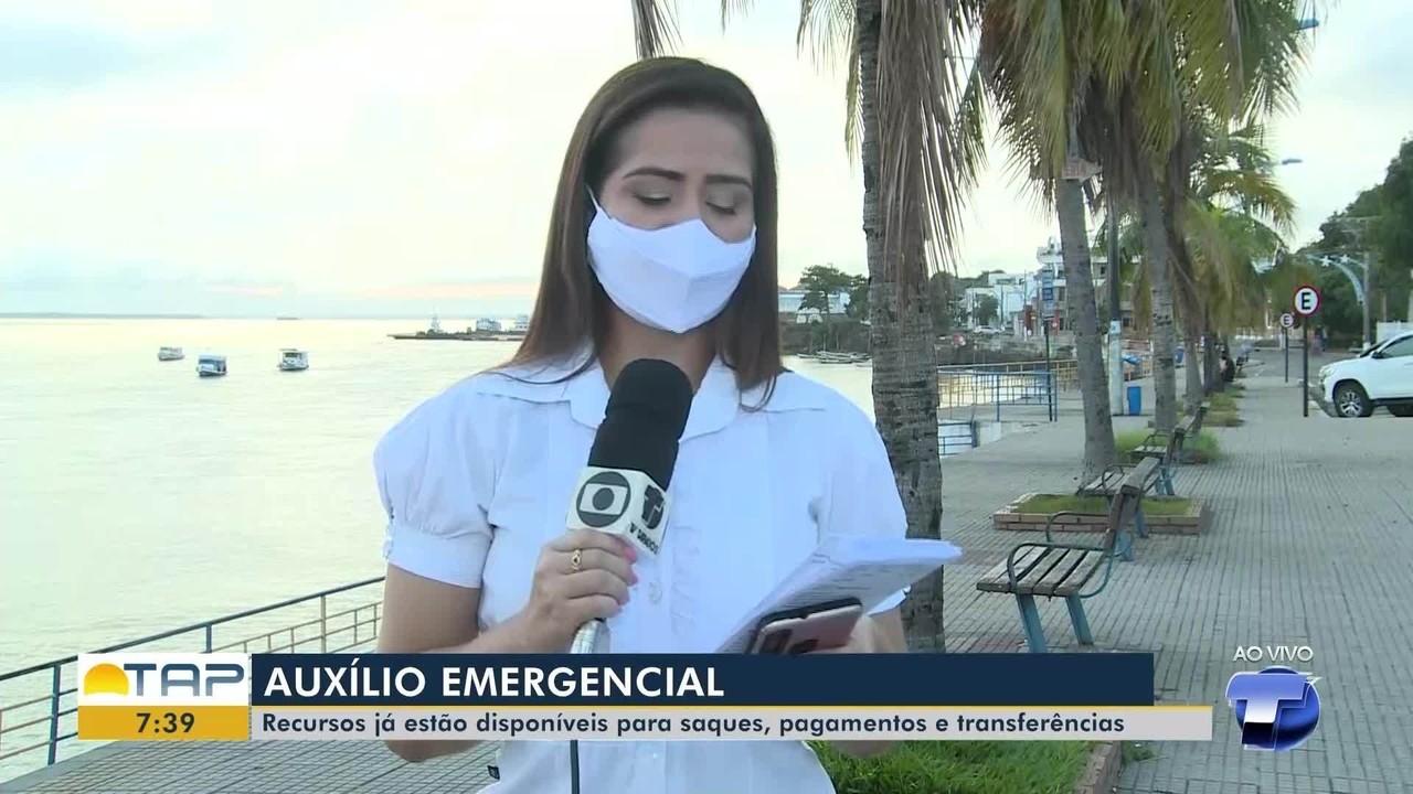 Parcela do auxílio emergencial já está disponível