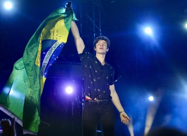 Shawn Mendes (Foto: Manuela Scarpa/Brazil News)