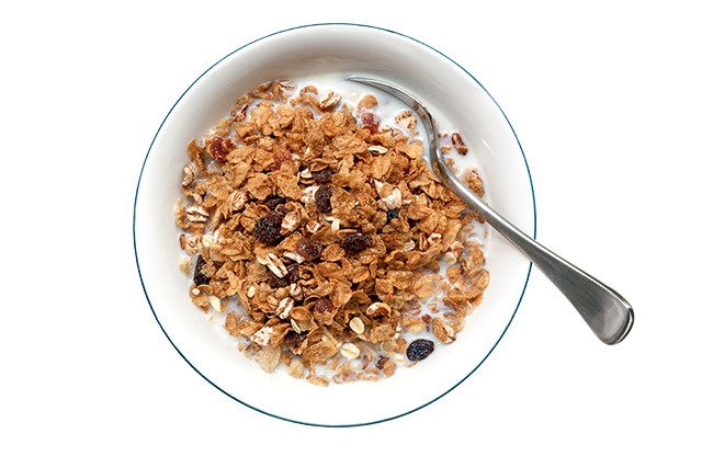 Prato com leite e cereais (Foto: Prato com leite e cereais (Foto: Thinkstopck))