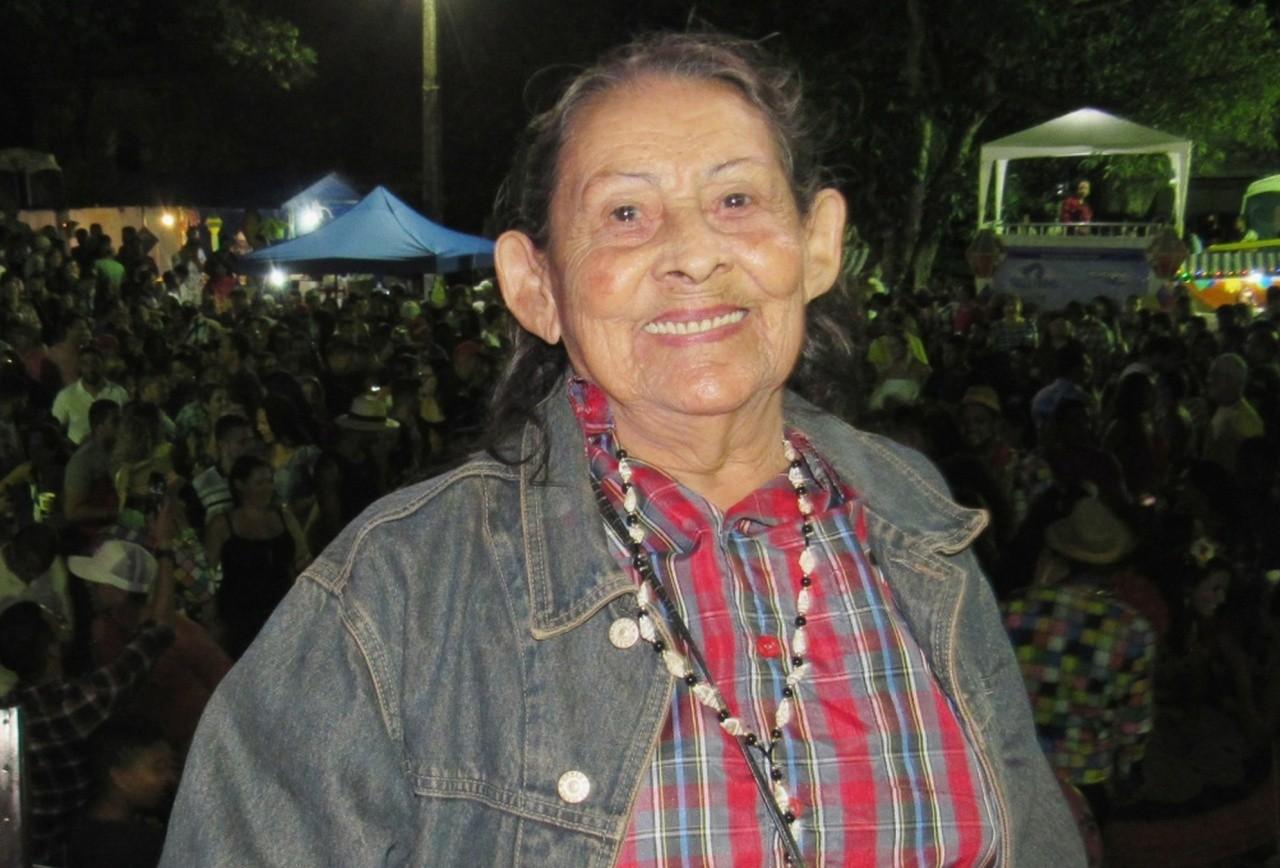 Morre Ana Martins, incentivadora da cultura popular em Noronha, aos 87 anos