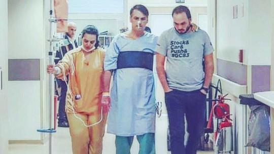 Foto: (Reprodução/Twitter Oficial Jair Bolsonaro)