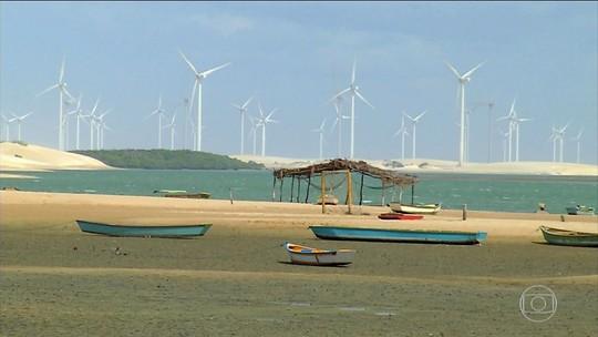 Galinhos (RN) tem belas paisagens com dunas e praias desertas