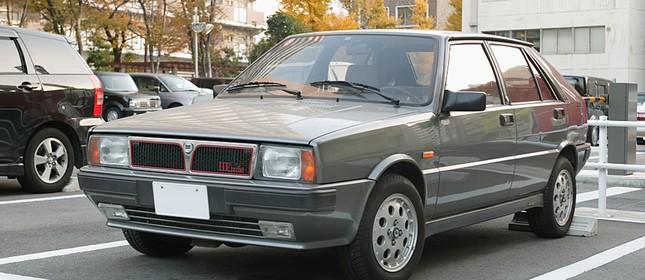 Lancia Delta HF Turbo 1986-91