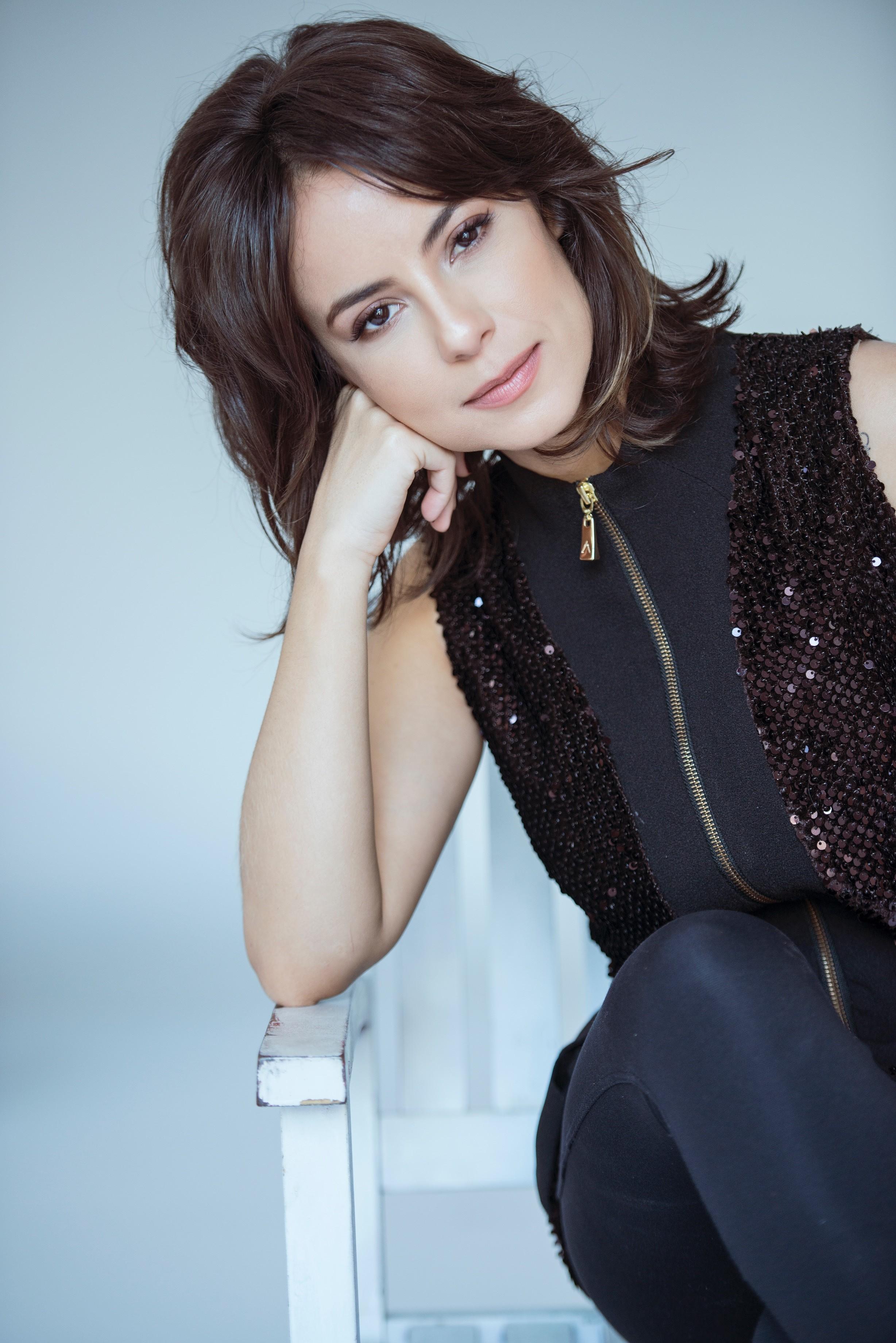 A belíssima Andréia Horta