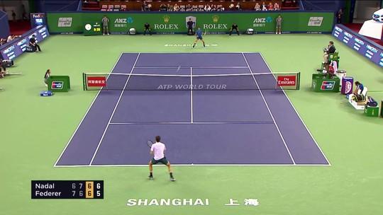 SporTV dá vida a match point épico em homenagem à rivalidade de 15 anos entre Federer e Nadal