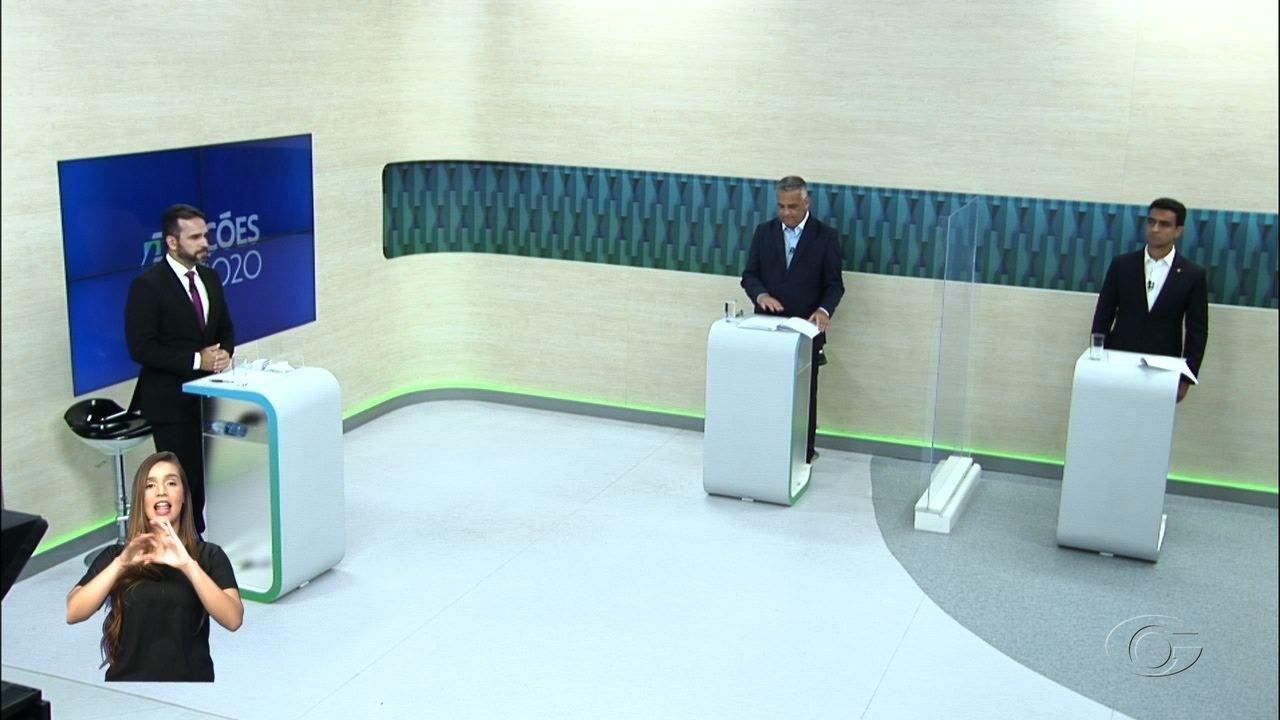 Veja a íntegra do debate entre candidatos à Prefeitura de Maceió na TV Gazeta