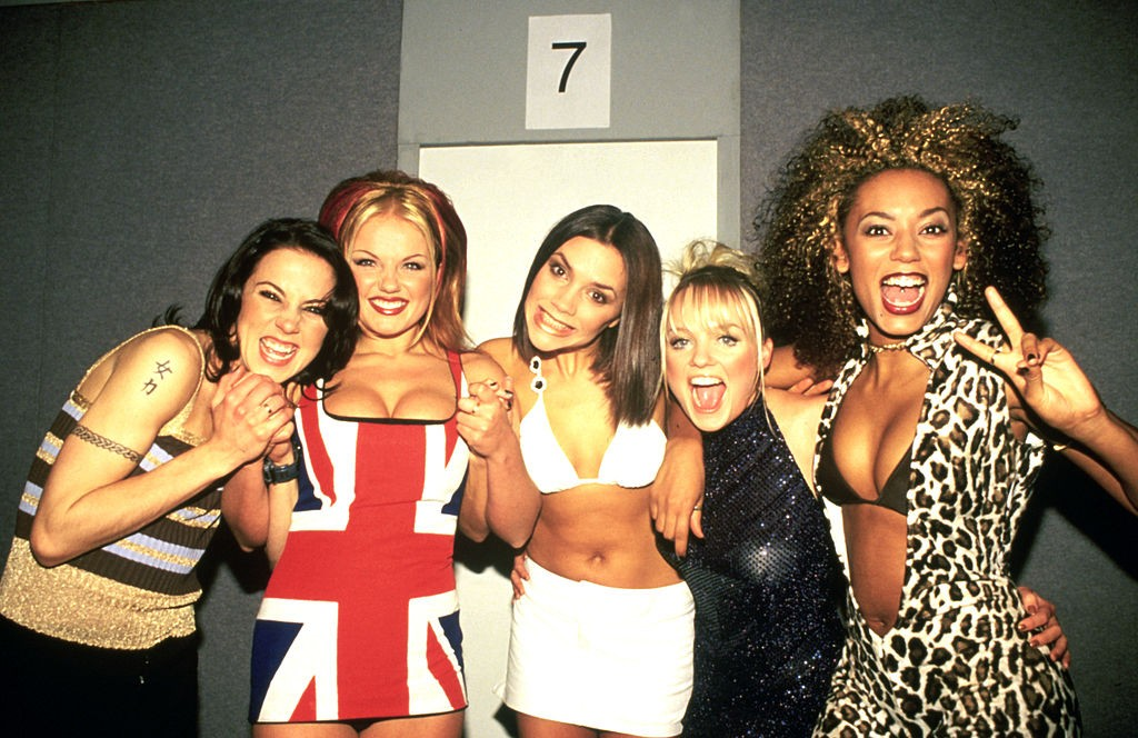 Spice Girls (Foto: Getty Images)