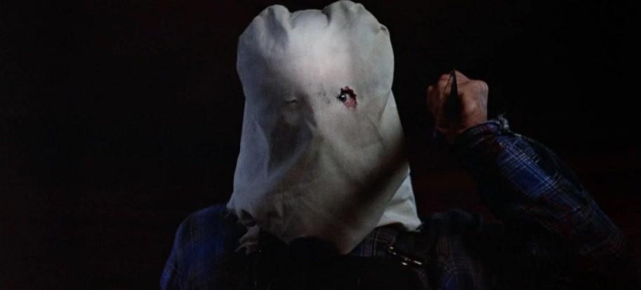 Steve Dash em ação em 'Sexta-Feira 13 - Parte 2' (Foto: Divulgação)
