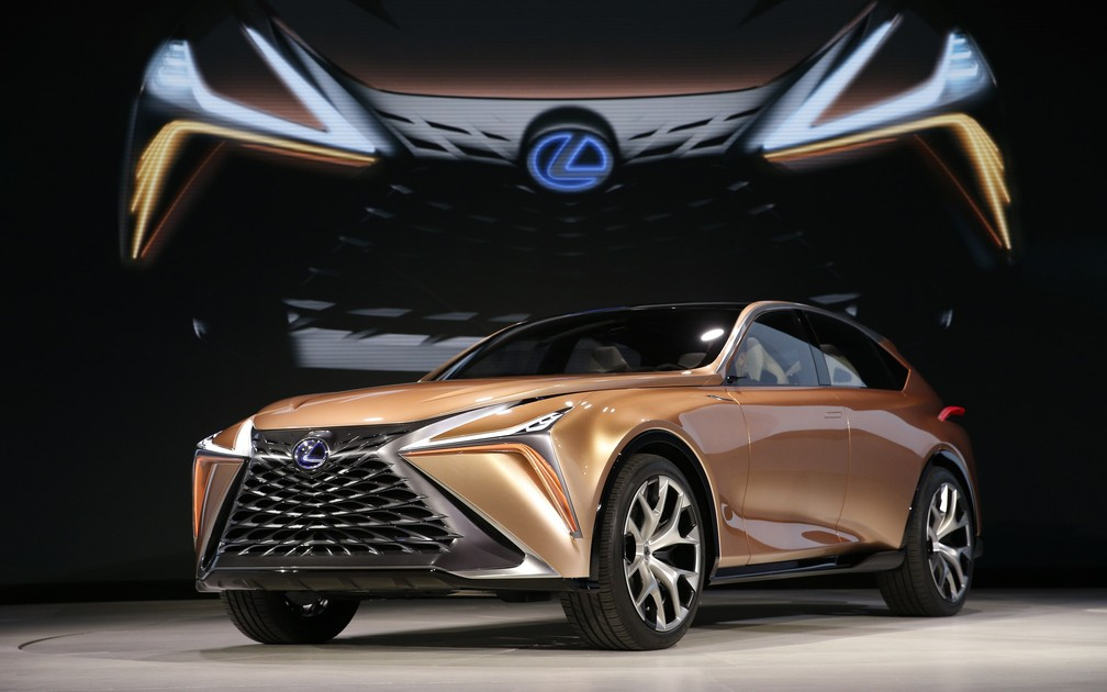 Lexus LF-1 Limitless Concept (Foto: Rebecca Cook/Reuters)