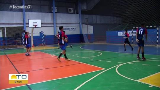 Handebol masculino do TO encara o Brasileiro Escolar de olho no Mundial em Belgrado