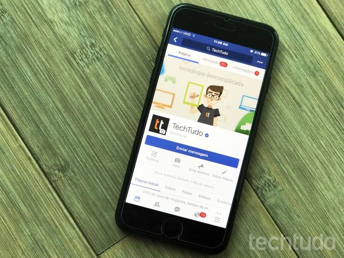 facebook-perfil-home1 (Foto: Carolina Ochsendorf/TechTudo)