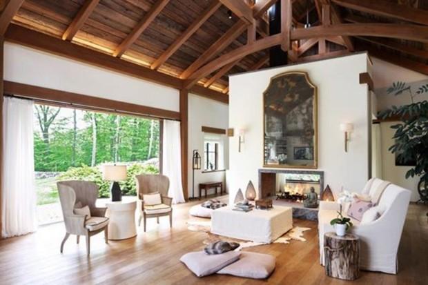 Mansão de Gisele Bündchen e Tom Brady está à venda por R$ 165 milhões (Foto: Reprodução Barrett Sotheby's)