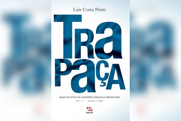 Livro de Luís Costa Pinto