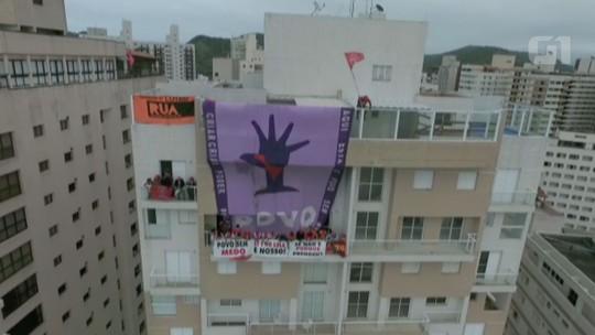 PF usa sistema de reconhecimento facial em imagens de invasores de triplex atribuído a Lula em Guarujá