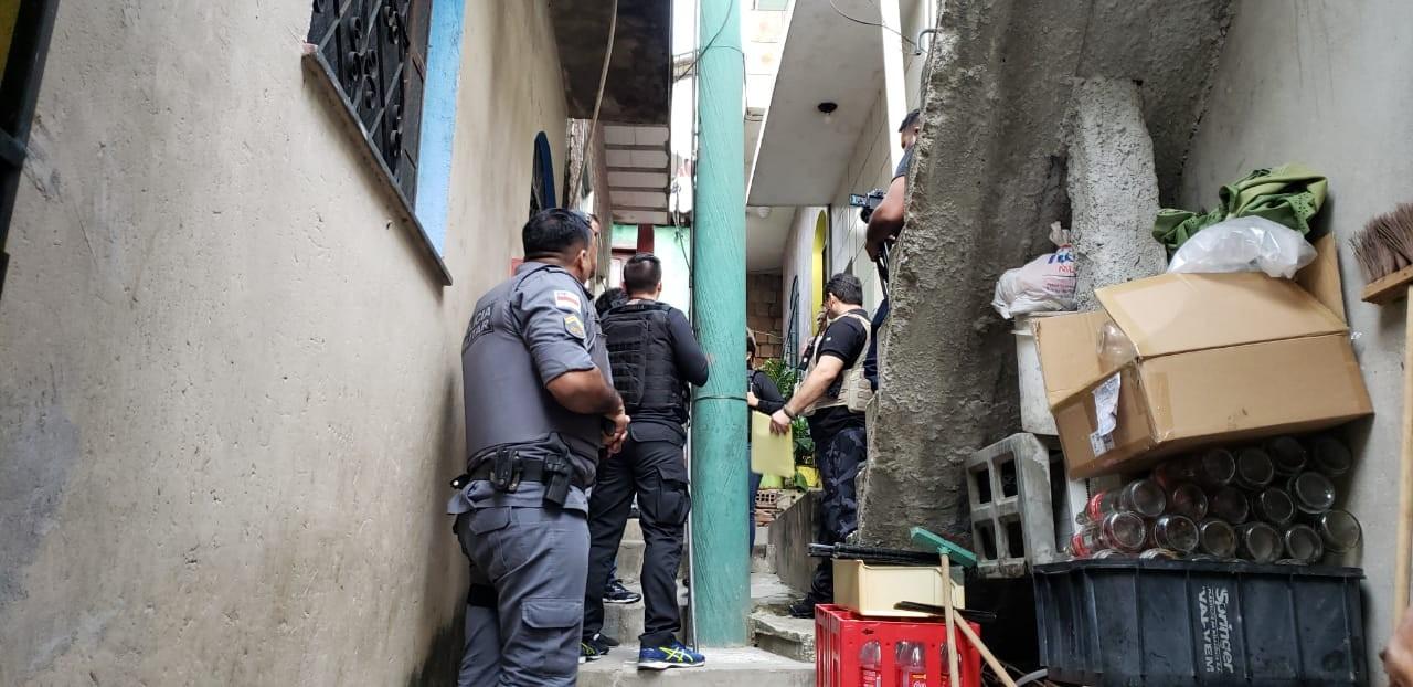 Polícia deflagra operação em bairros da zona Sul de Manaus contra envolvidos em organização criminosa  - Notícias - Plantão Diário