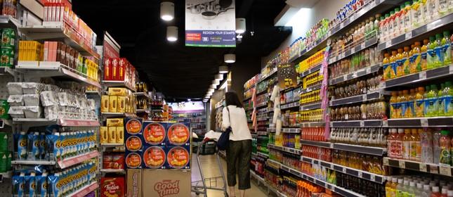 Supermercado - Imagem genérica