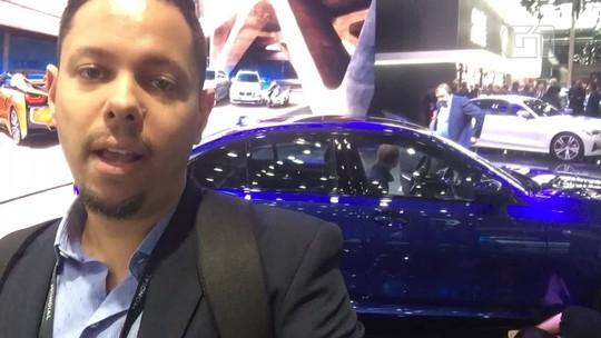 BMW mostra nova geração do Série 3, que chega ao Brasil na metade de 2019