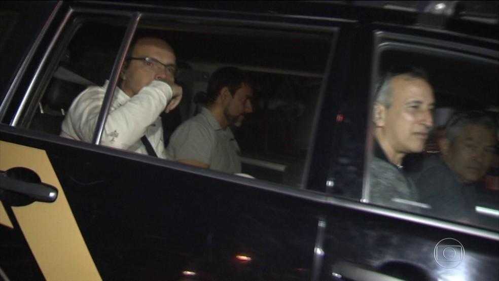 Operador financeiro de políticos do PMDB, Lúcio Funaro fechou acordo de delação premiada com a PGR (Foto: Reprodução, TV Globo)