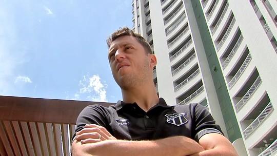 """Felipe Menezes projeta decisões pela frente e garante: """"Chama reacendeu"""""""