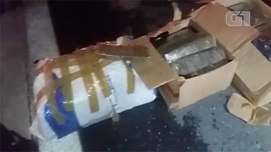 Homem é preso com 100 quilos de maconha na Dutra em Pindamonhangaba
