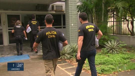 Funcionários de sindicato coagiam donos de postos de combustível a participar de cartel, diz delegado