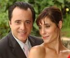 Téo (Tony Ramos) e Helena (Christiane Torloni), de 'Mulheres apaixonadas' | Divulgação