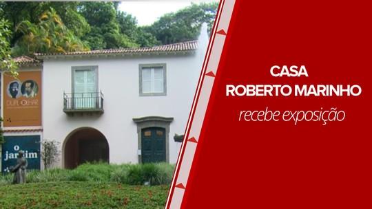 Casa Roberto Marinho abre duas exposições: 'O Jardim' e 'Duplo Olhar'