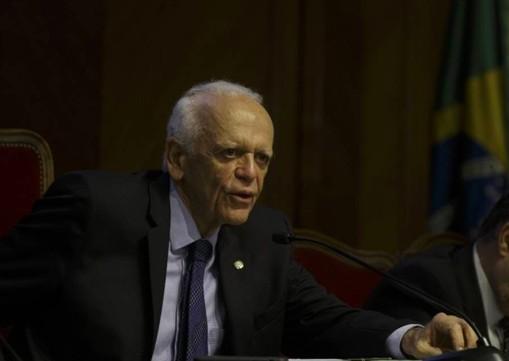 Dr. Rubens Belfort Jr, presidente da Academia Nacional de Medicina