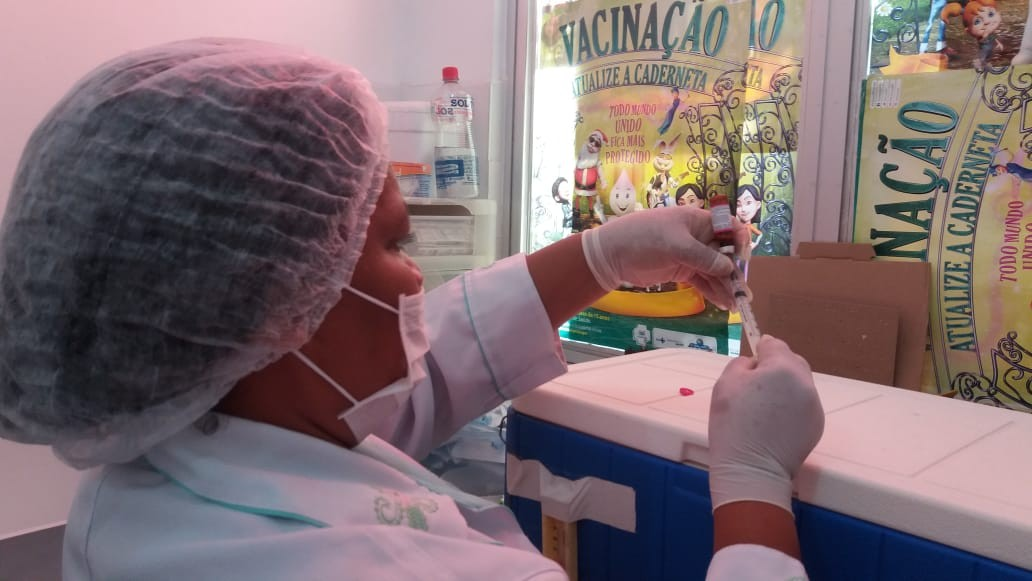 Com surto na região Norte, campanha contra o sarampo no AP começa em agosto