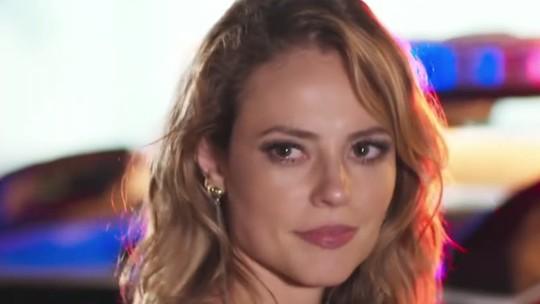 Paolla Oliveira faz participação especial em 'Haja Coração', e Malvino Salvador lembra par romântico