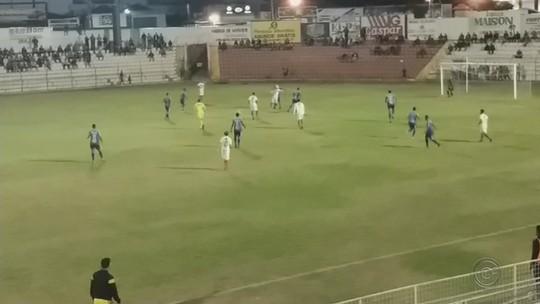 Tupã enfrenta o Osvaldo Cruz nesta sexta-feira