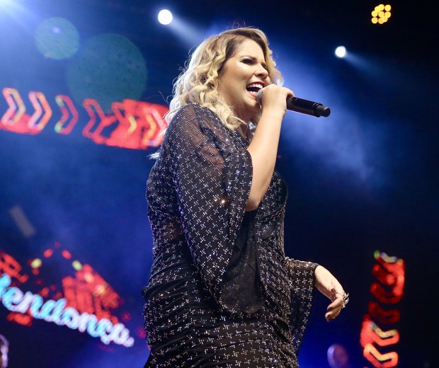Marília Mendonça (Foto: Manuela Scarpa/Brazil News)