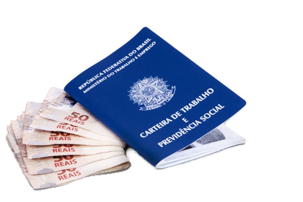 Carteira de Trabalho Digital: Benefício Emergencial pode ser consultado pelo app — Foto: Divulgação/Caixa