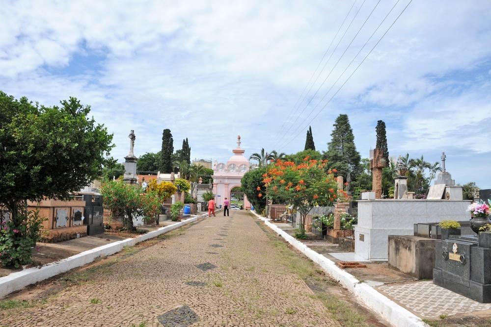 Com a pandemia, cemitérios da maioria das cidades da região de Piracicaba fecham no Dia dos Pais