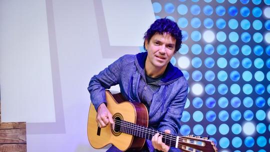 Jorge Vercillo comemora música na trilha sonora de 'Tempo de Amar': 'Muito feliz por acrescentar à trama'