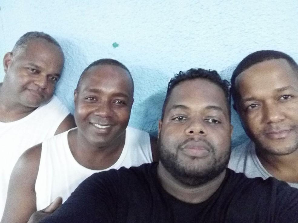 Dois irmãos morrem em menos de 3 dias com Covid-19 na Baixada Fluminense  — Foto: Reprodução/TV Globo