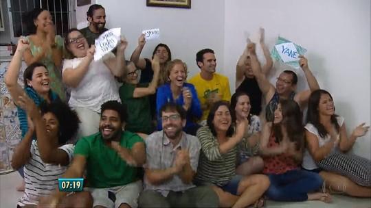 Yane Marques será a porta-bandeira do Brasil na abertura dos Jogos Olímpicos