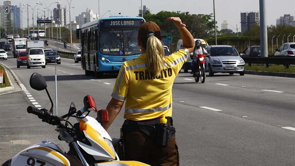 Mais de 23 mil multas foram canceladas irregularmente por ex-funcionário de empresa tercerizada (Foto: Divulgação/Prefeitura de São José dos Campos)