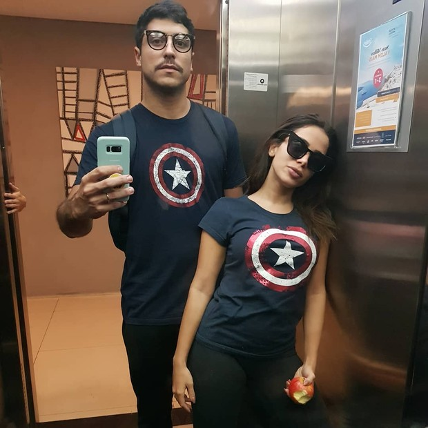 Anitta e marido (Foto: Reprodução/Instagram)