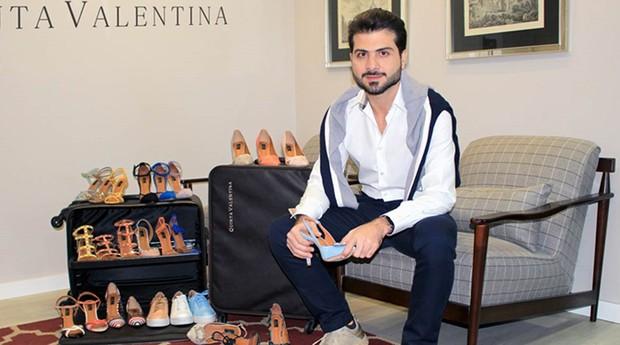Renato, Quinta Valentina (Foto: Divulgação)