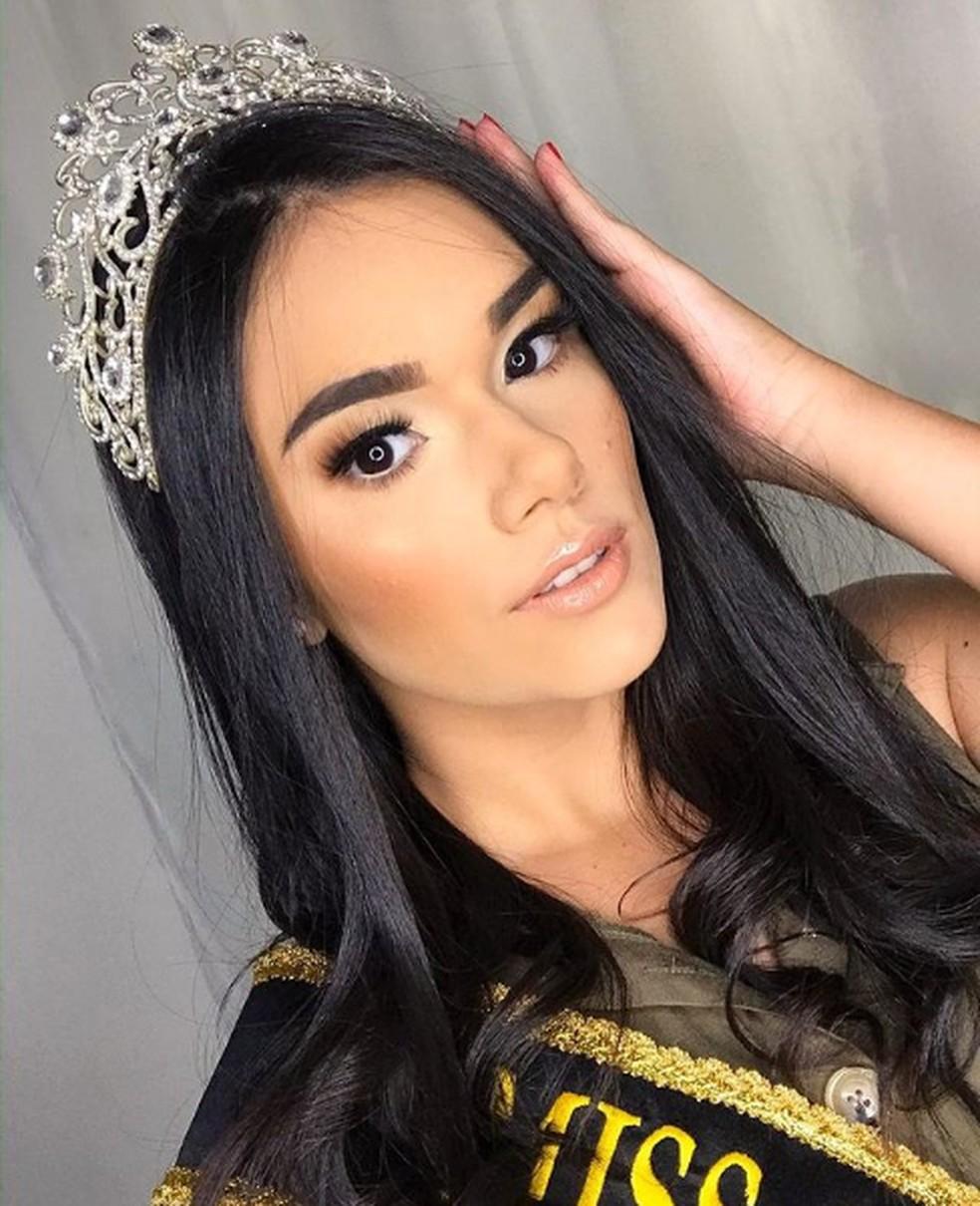 A jovem participava de concursos de beleza no estado — Foto: Reprodução/Instagram vanessalayss